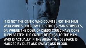 Roosevelts The Man In The Arena Mental Floss