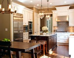 cool kitchen lighting. Exellent Lighting View In Gallery Beautifully Illuminated Kitchen Sports A Couple Of Cool  Pendant Lights Images Lighting For To Cool Kitchen Lighting C