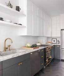 Room By Grant K Gibson At Grantkgibsoncom Kitchen Two Tone