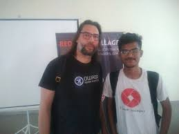 """Ajay Raikar on Twitter: """"First day of @Owaspseasides. It was really good  leant new things with @redteamvillage.And clicked some of the unforgotten  moments.… https://t.co/hVJwQgVfIq"""""""