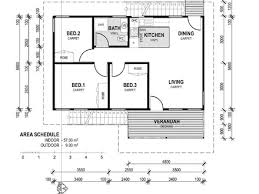 Captivating ... 2 Bedroom House Layouts Small Endearing Small 3 Bedroom House Floor Plan  ...