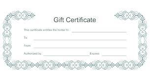 Create Gift Certificate Template Dazzleshots Info