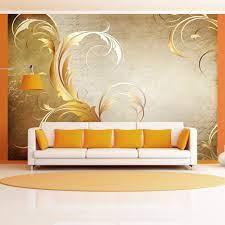 Wallpaper - Gold leaf