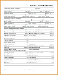 excel income statement financial statement excel spreadsheet and expenditure form excel