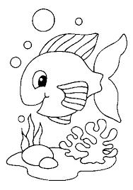 Colora I Disegni Dei Pesci Libri Per Bambini E Ragazzi