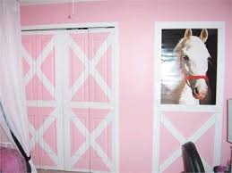 Horse Theme Room For Girl   Kids Wall Art: UNIQUE Pony Bedroom! Looks Like