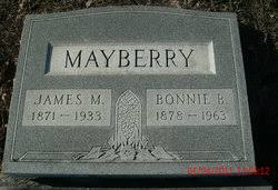Bonnie Bell Warf Mayberry (1878-1963) - Find A Grave Memorial
