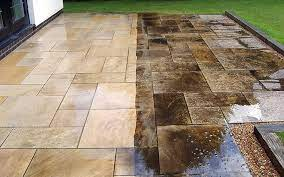 how to clean your stone or concrete