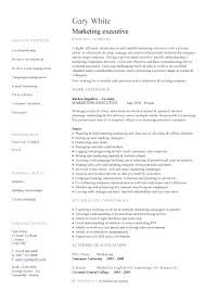 Format Of Writing A 1 Knowing Furthermore Standard Resume In Sample ...