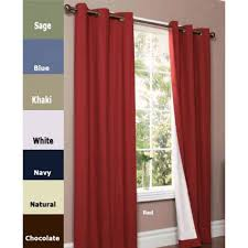 thermologic insulated curtains
