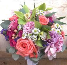 Fusion Floral Design Multicolor Fusion Floral Art