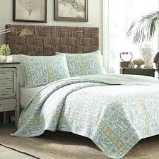tommy bahama duvet cover paradise 3 piece quilt set ping great deals on quilts trip tommy bahama duvet cover