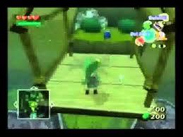 The Legend Of Zelda Wind Waker Treasure Chart 1 Tc 15