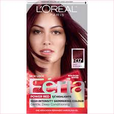Loreal Hair Colour Chart Reds Loreal Preference Hair Color Chart 56 Feria Hair Color