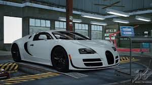 Csr2/forza horizon 4/assetto corsa converted to gtav : Bugatti Veyron Super Sport Bugatti Car Detail Assetto Corsa Database