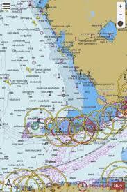 Estero Bay Depth Chart Havana To Tampa Bay Marine Chart Us11420_p374 Nautical
