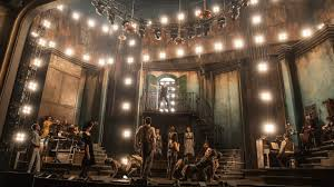 Famous Set Designers Broadways Hadestown Has A Set Design That Takes You To