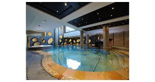 indoor pool bar. Interesting Pool The Jawdropping Indoor Pool Is Adorned With A Swimup Bar Extensive   House For Rent French Alps POPSUGAR Home Photo 3 And Indoor Pool Bar