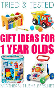 GIFT IDEAS FOR 1 YEAR OLD \u2013 wondering what to gift a year old? Best Gift for One Year Old Baby {Gift Guide} (2019)
