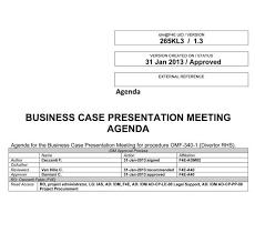 Agenda Format Sample Creating A Presentation Agenda Free Templates Examples