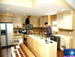 large recessed lighting. Recessed Lighting Kits Placement Of Lights In Kitchen Large Size Led R