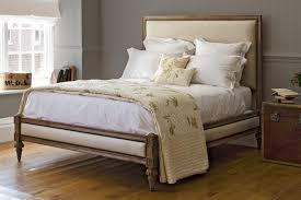 wood and upholstered beds. Romeo Bed Wood And Upholstered Beds D