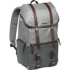 <b>Manfrotto</b> Windsor <b>Camera</b> and Laptop <b>Backpack for DSLR</b> (Gray ...