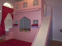 kids playhouse bed theme