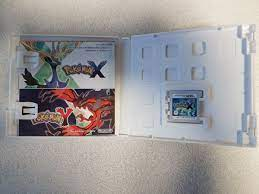 Pokemon X 3DS mit allen Pokemon bis auf eins in 1080 Wien for €20.00 for  sale