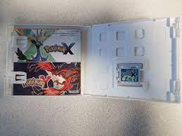 Pokemon X 3DS mit allen Pokemon bis auf eins in 1080 Wien for €20.00 for  sale