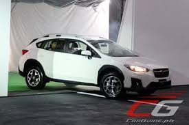 2018 subaru crosstrek white. contemporary crosstrek at the 2018 subaru xvu0027s regional launch in taiwan last week most of  attention was showered on rangetopping 20is and for very good reason its  and subaru crosstrek white