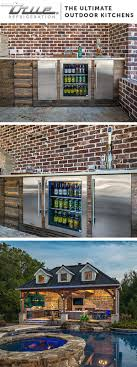 Do It Yourself Outdoor Kitchen 25 Best Ideas About Outdoor Kitchen Bars On Pinterest Backyard