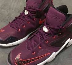 lebron 13. the nike lebron 13 will be lebron\u0027s 13th signature sneaker. shoe features a hyperposite, dynamic stretch fit upper and nice hex-max cushioning. lebron