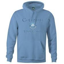 york university hoodie. columbia crest hooded sweatshirt (columbia blue) york university hoodie