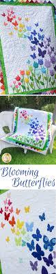 Best 25+ Butterfly quilt pattern ideas on Pinterest   Butterfly ... & Blooming Butterflies Quilt Pattern Adamdwight.com