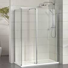 bathroom quot mission linen: quot x quot audun rectangular shower enclosure