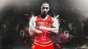 bulls wallpaper derrick rose. Contemporary Derrick Derrick Rose  Chicago Bulls By Alperen5142  And Wallpaper I