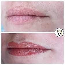 перманентый макияж губ профессиональный татуаж в новосибирске