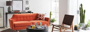Furniture for small houses Arrangement Small Space Style Crate And Barrel Small Space Furniture Crate And Barrel