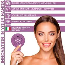 <b>Janeke</b> Superbrush Detangler Brush Anti-static Hairbrush Easy For ...
