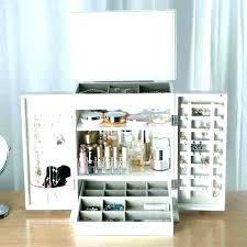 makeup organizer ikea shelf organizers makeup organizer makeup organizer shelf makeup storage cabinet style 2 in 1 jewelry ikea alex drawer makeup organizer