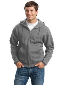 Buy Jerzees Super Sweats Nublend Full Zip Hooded