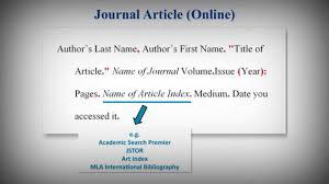 009 Mla Citation Online Research Paper 20180611130001 717 Museumlegs