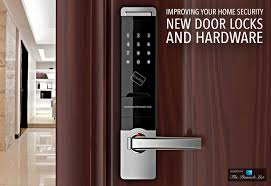 home security door locks. Beautiful Security Improving Your Home Security With New Door Locks And Hardware To O