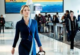 The Flight Attendant' review: Kaley Cuoco shines in silly thriller