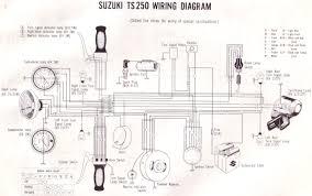 1969 suzuki ts250 wiring diagram suzuki ts250 wiring diagram jpg