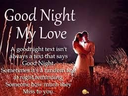 Goodnight Quotes For Boyfriend Or Husband Tukocoke