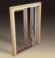 hinged patio door with screen. Retractable Insect Screen For Patio Doors (Renewal By Andersen) Hinged Door With E