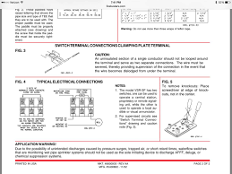 flow switch and bell wirirng fire alarm wiring schematic at Potter Fire Alarm Wiring Diagram
