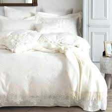 whole cotton bedding set white luxury embroidered duvet cover king queen bed sheet purple single white embroidered duvet cover queen